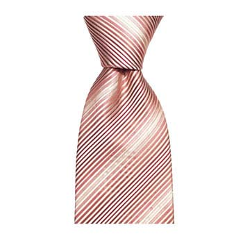 Pink Shades Multi Stripes Tie