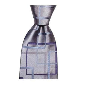 Light Blue Retro Tie