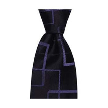 Navy Blue Retro Tie