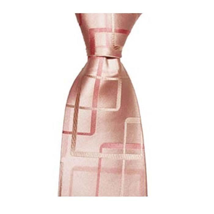 Pink Retro Tie