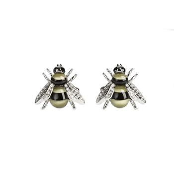 Darwin Bee Cufflinks