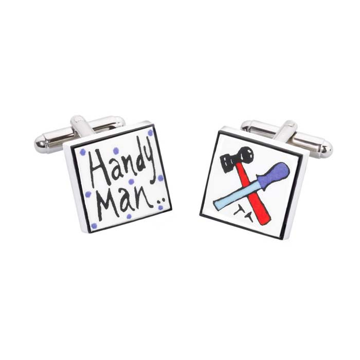 Handy Man Cufflinks