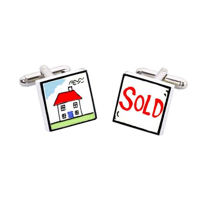 Sold Cufflinks