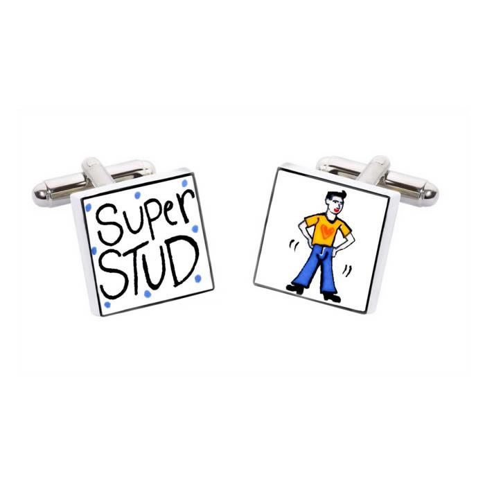 Super Stud Cufflinks