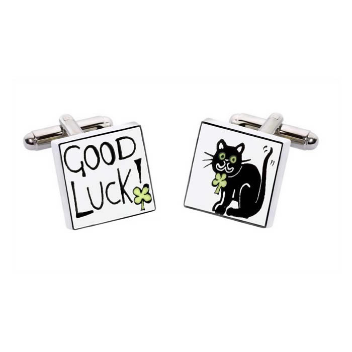 Good Luck Cufflinks