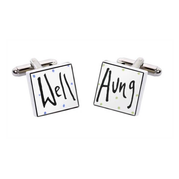 Well Hung Cufflinks