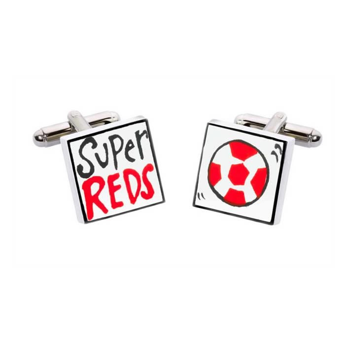 Super Reds Cufflinks