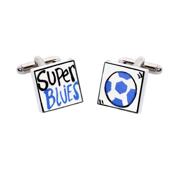 Super Blues Cufflinks