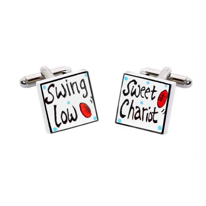 Swing Low Cufflinks