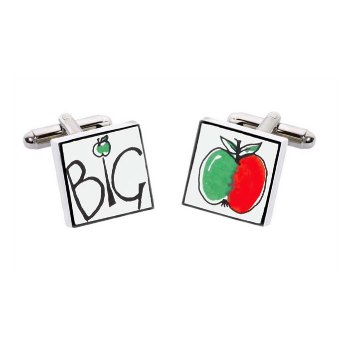 Big Apple Cufflinks