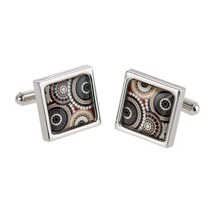 Brown Doyley Cufflinks