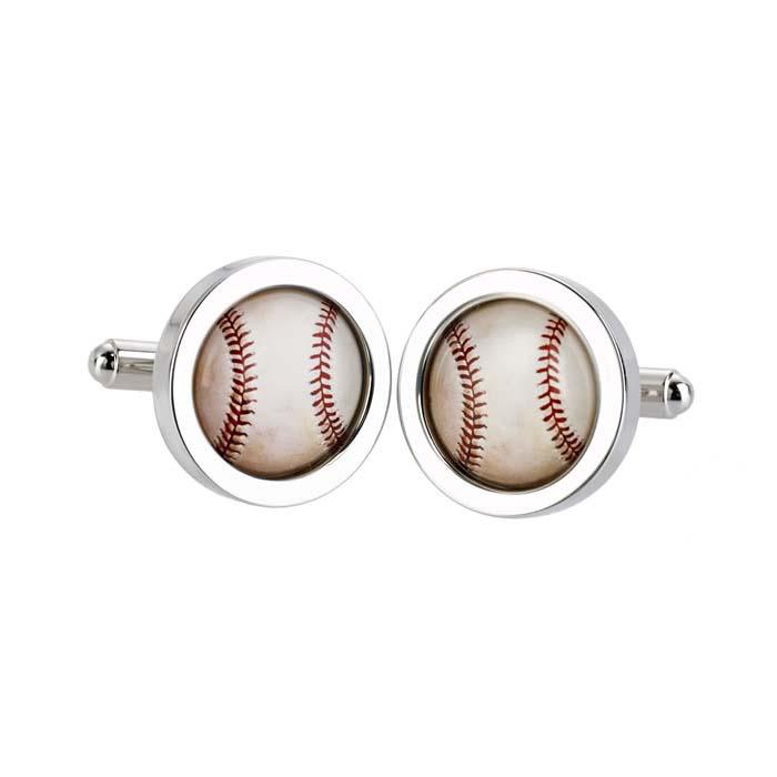 Baseball Cufflinks