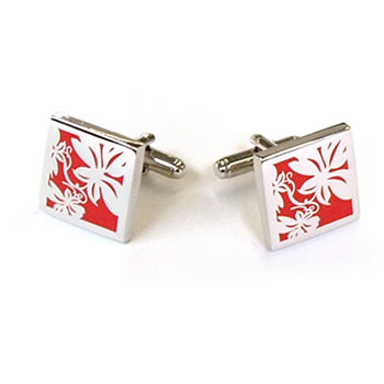 Vine Red Cufflinks