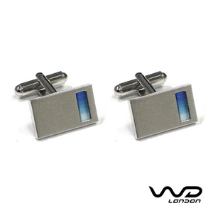 Blue Harry Cufflinks