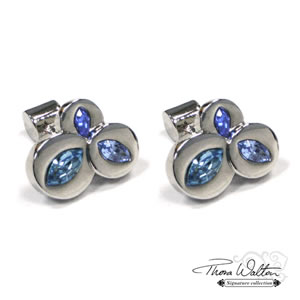 Blue Lorenzo Cufflinks