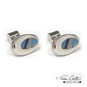 Blue Thomas Cufflinks