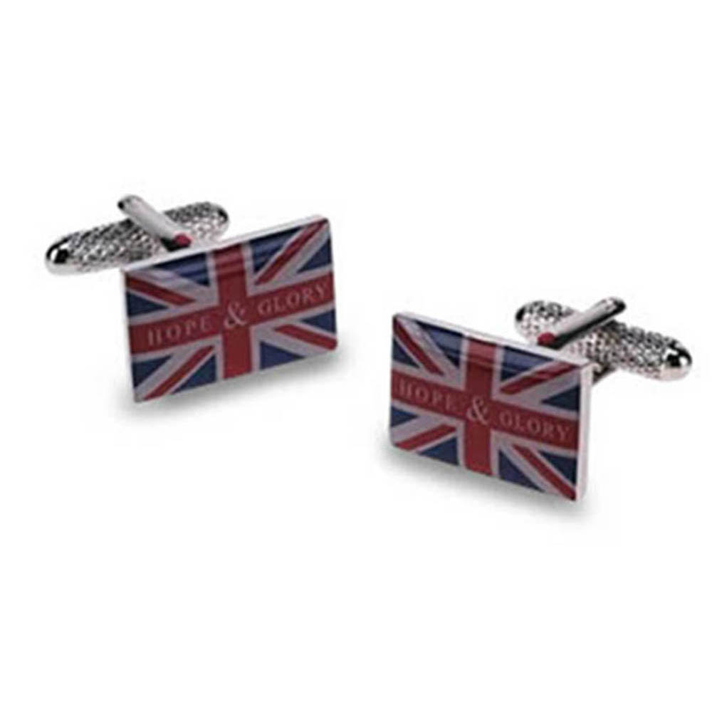 Hope & Glory Cufflinks