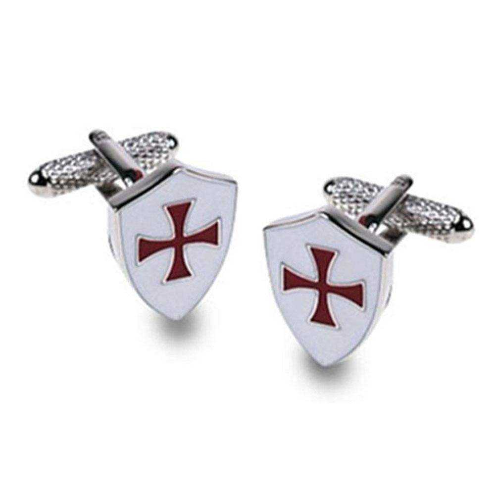 Knight Templar Cufflinks