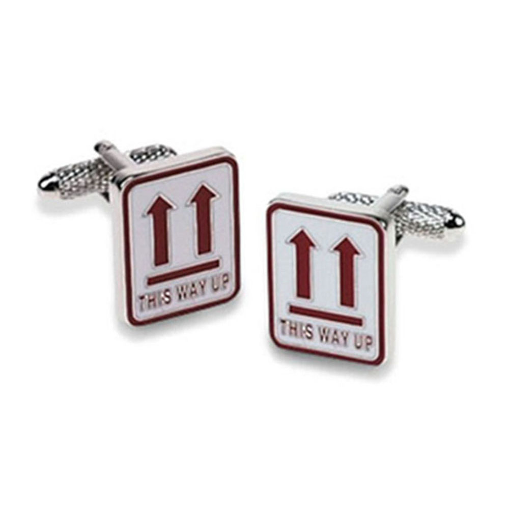 This Way Up Cufflinks