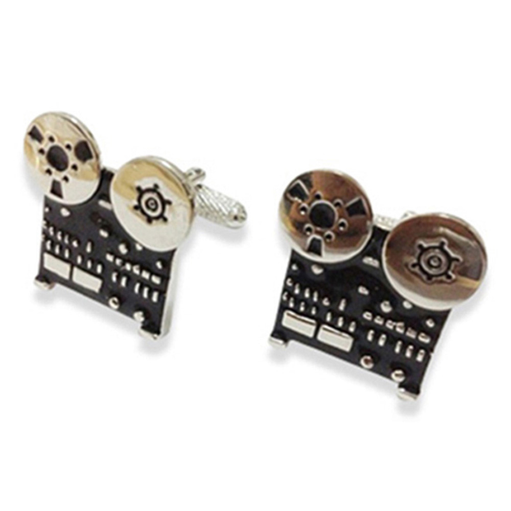 Cine Projector Cufflinks