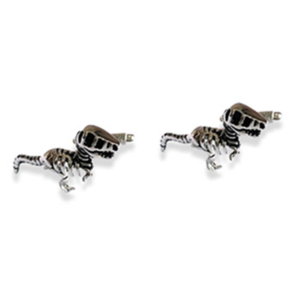 Dinosaur Skeleton Cufflinks