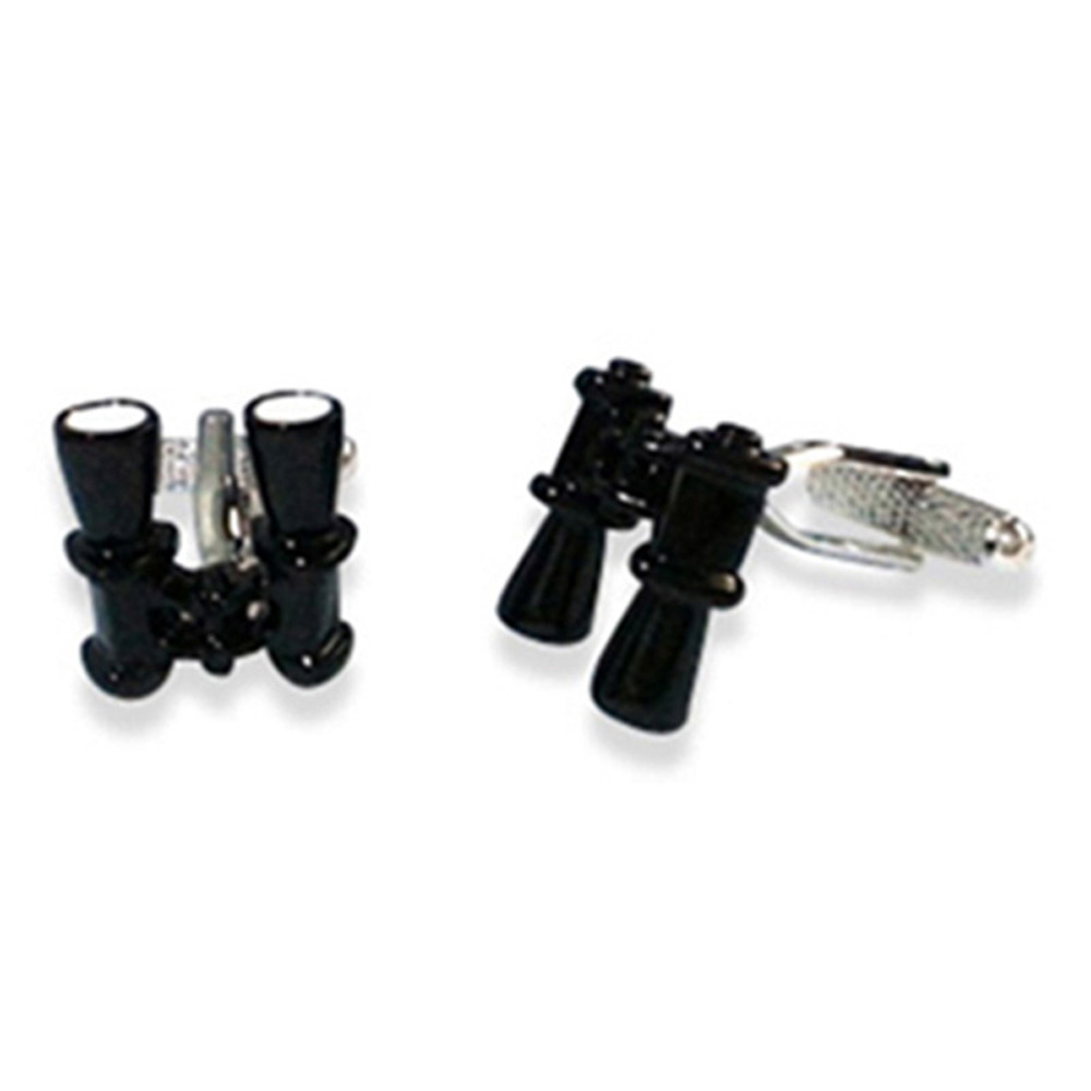 Binocular Cufflinks