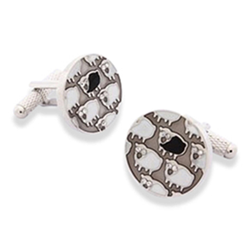 Black Sheep In The Pack Cufflinks