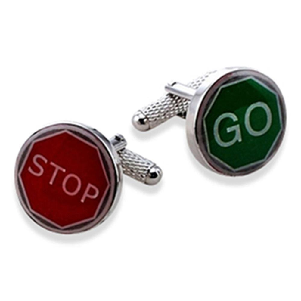 Stop-Go Cufflinks