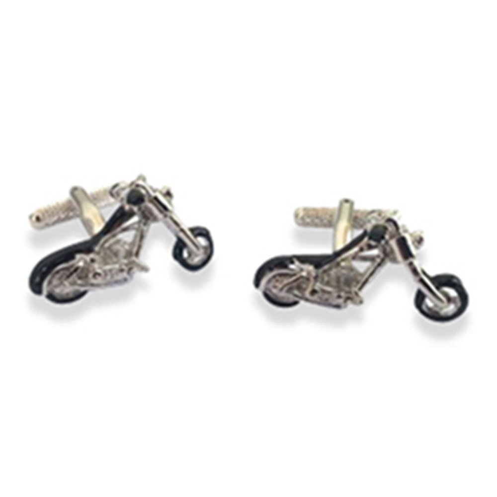 Hard Tail Chopper Cufflinks