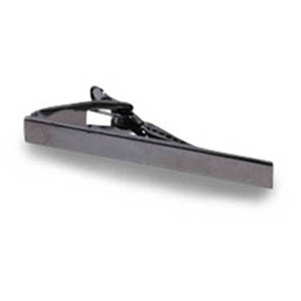 Tie Bar - Gun Metal 48mm