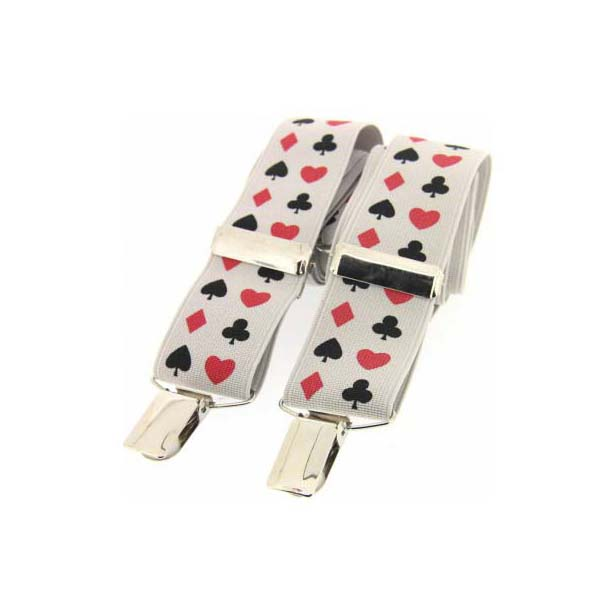 Suite of Cards Themed Braces