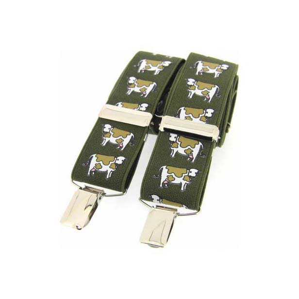 Cows Themed Braces
