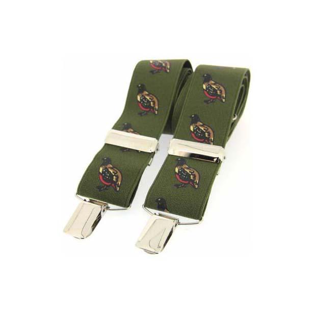Partridge Themed Braces