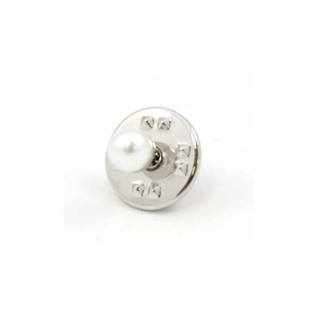 Silver Cravat Pin