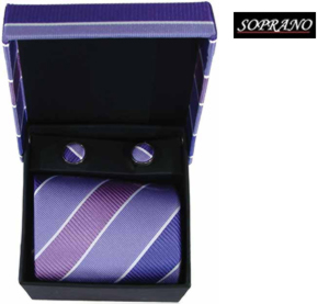 Lilac Stripe Box Set