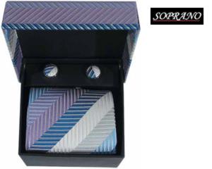 Fashion Lilac Stripe Box Set