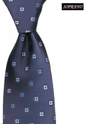 Blue Windows Tie