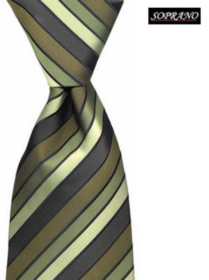 Green Tonal Boardroom Tie