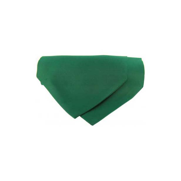 Emerald Green Satin Luxury Silk Cravat