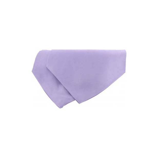 Light Lilac Satin Luxury Silk Cravat