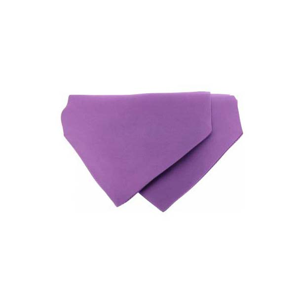 Lilac Satin Luxury Silk Cravat