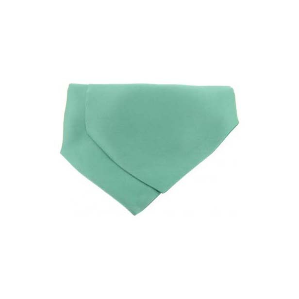 Mint Satin Luxury Silk Cravat
