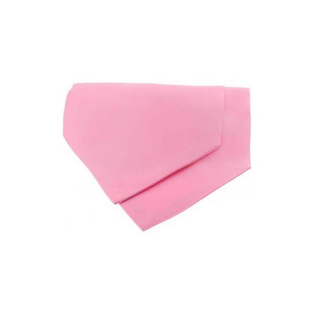 Pink Satin Luxury Silk Cravat