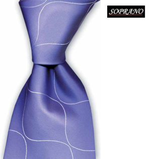 Tonic Wavy Lilac Tie
