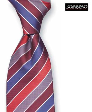 Racing Stripes Tie
