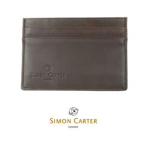 Plain Brown Leather Wallet